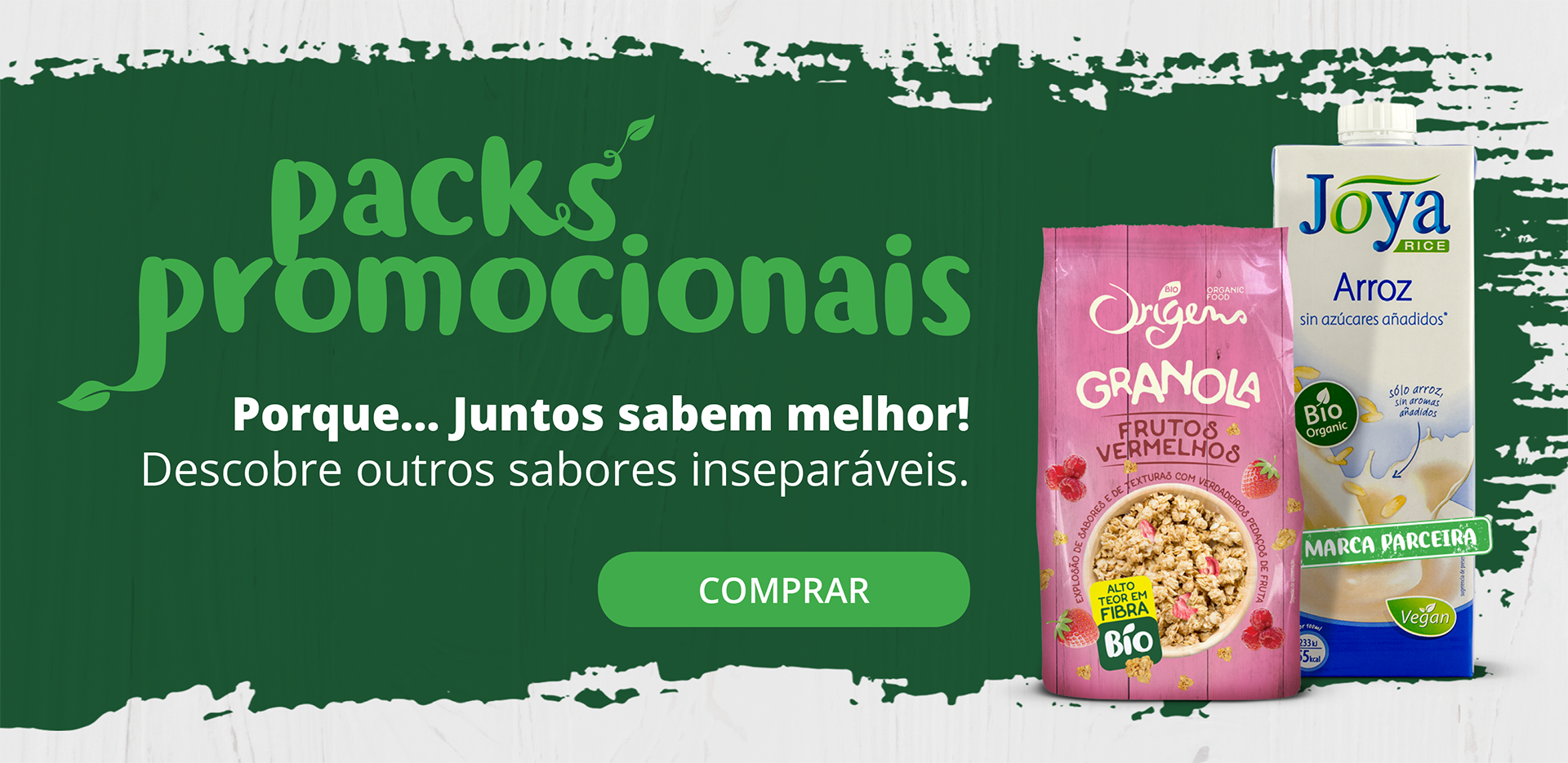 Packs Promocionais