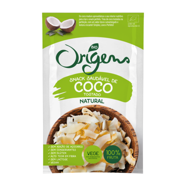 Snacks de Coco Natural