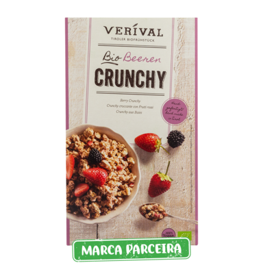 Verival Granola de Frutos do Bosque Biológica