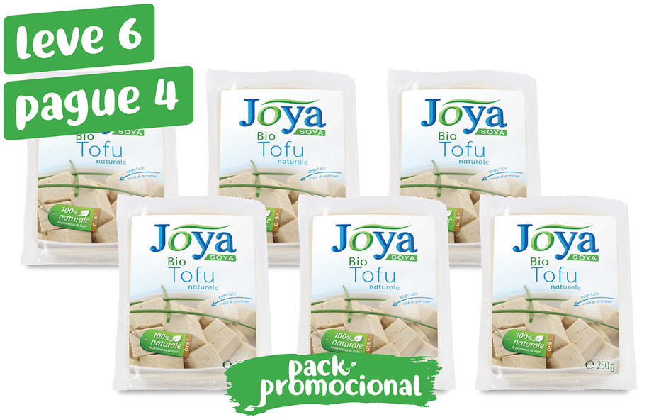 Pack Tofu natural joya